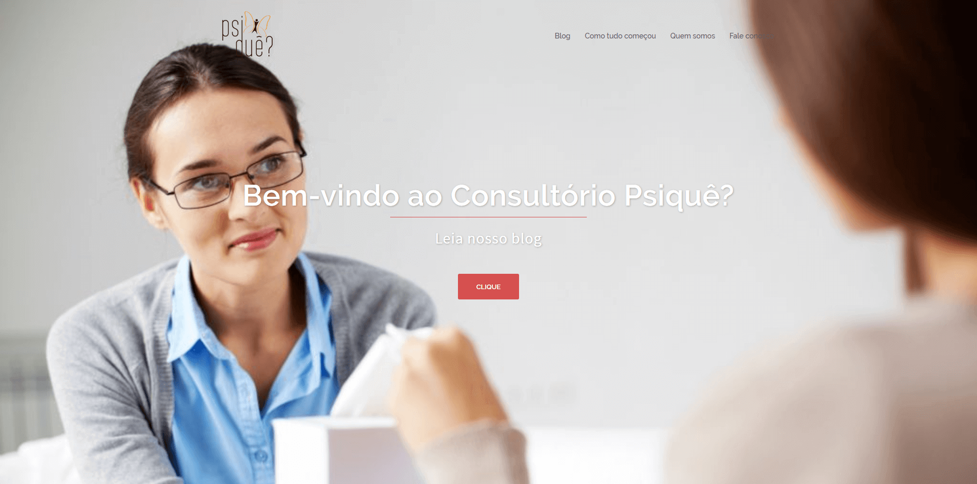 Read more about the article Consultório Psiquê?