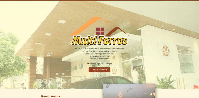 MultiForros Tupã