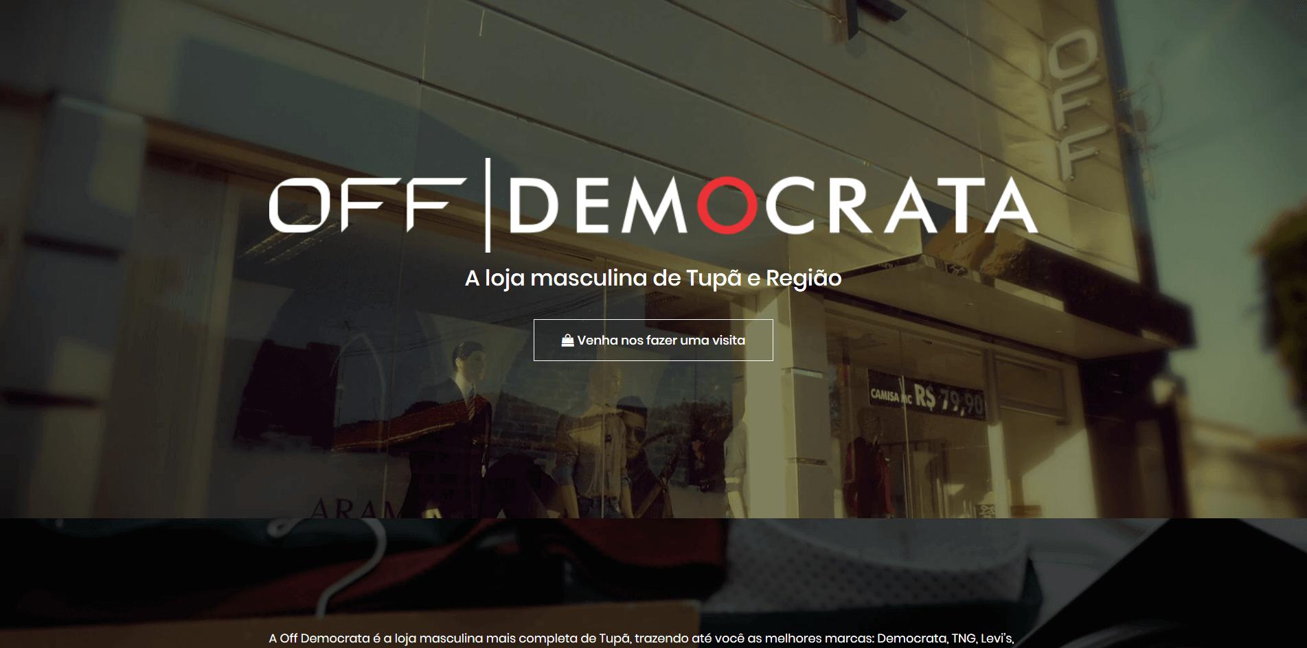 Read more about the article Off Democrata Tupã