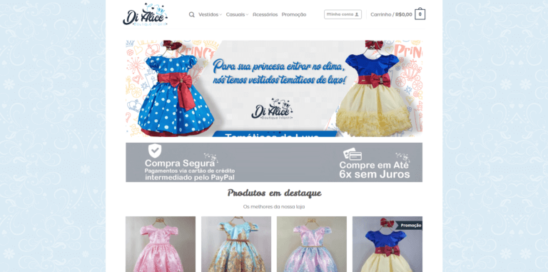 Di Alice Boutique Infantil