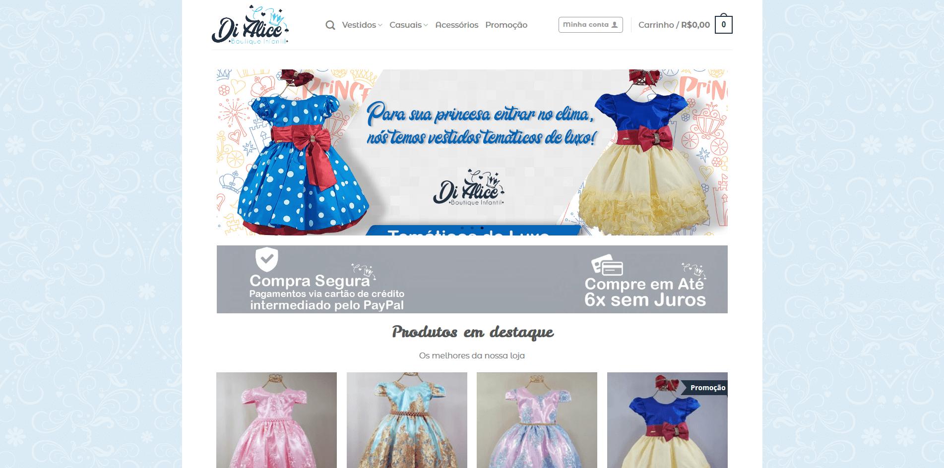 Read more about the article Di Alice Boutique Infantil