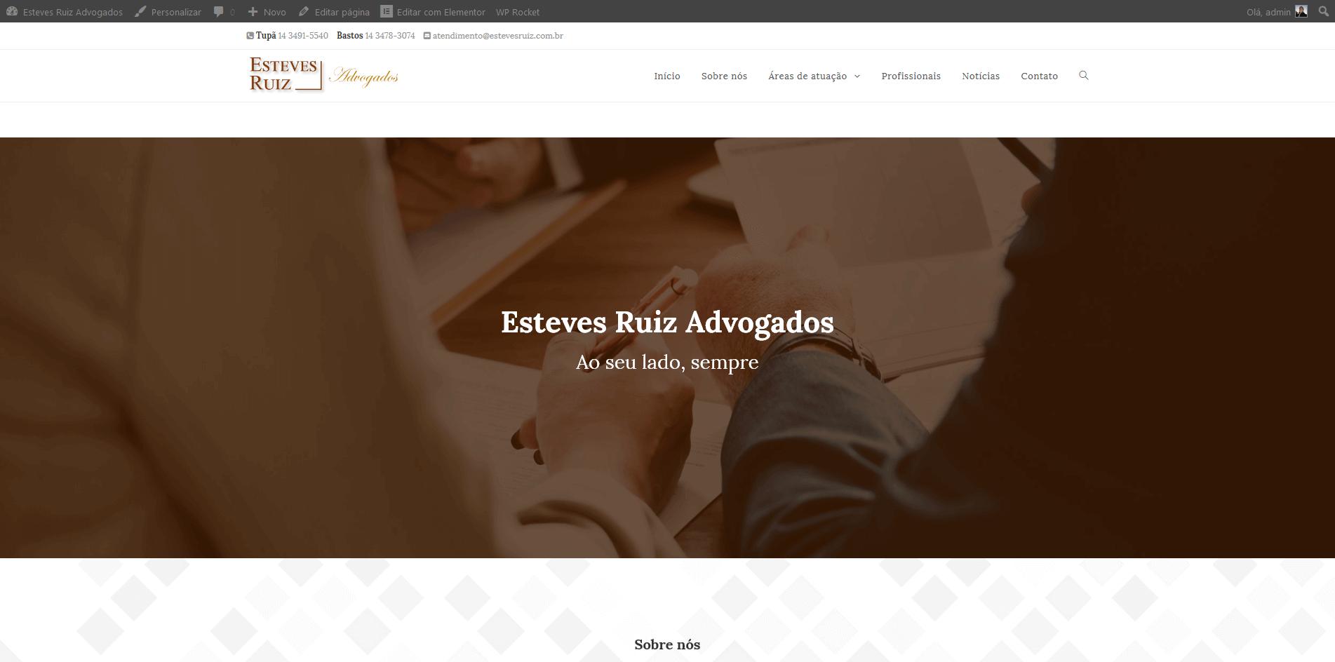Read more about the article Esteves Ruiz Advogados