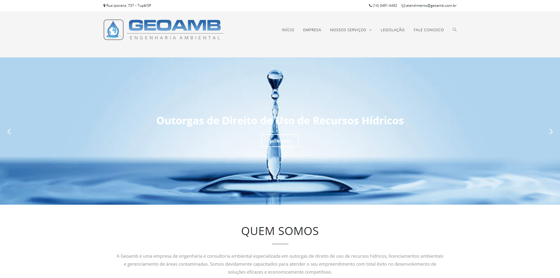 Read more about the article Geoamb