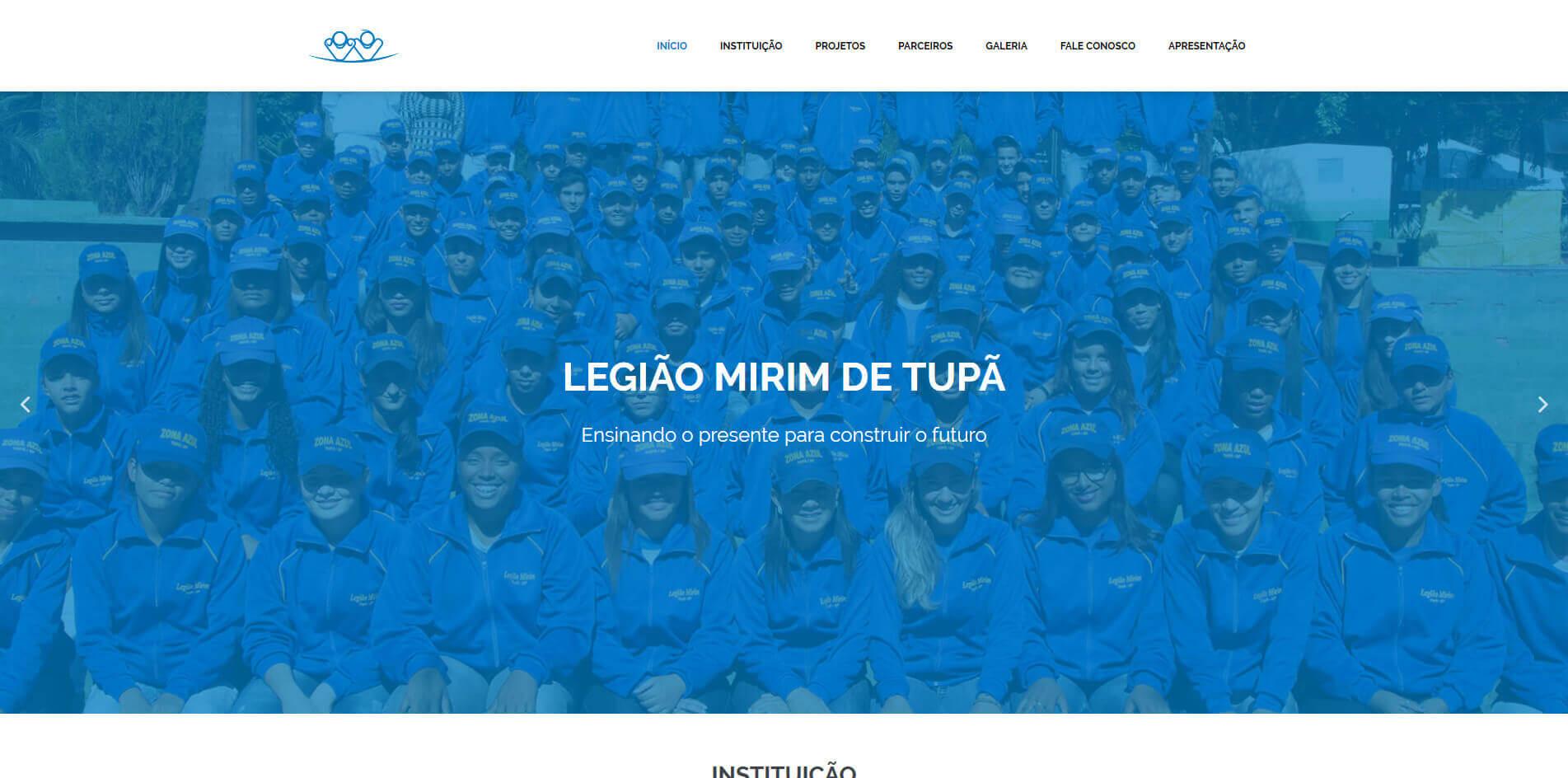 Read more about the article Legião Mirim de Tupã