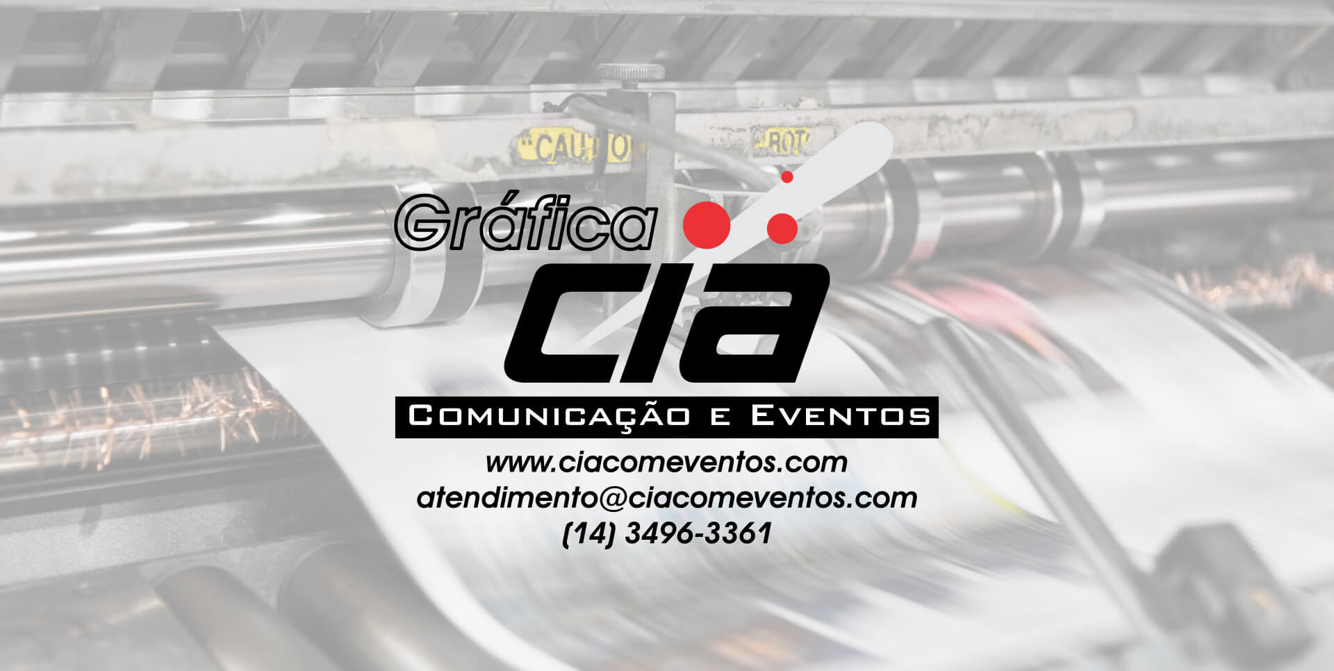 CIA Comunicação e Eventos