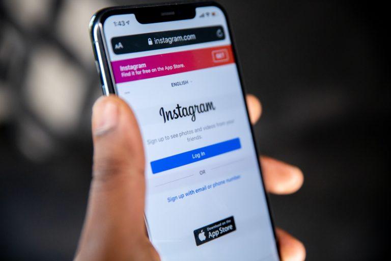 Como autorizar o Instagram para exibir as postagens em seu site